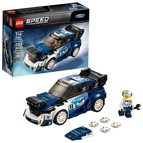 LEGO Speed Champions Ford Fiesta M-Sport WRC 75885 Building Kit