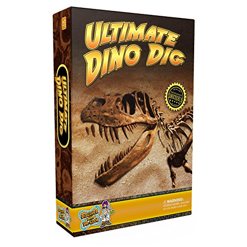 Ultimate Dino Dig Science Kit by Discover with Dr. Cool