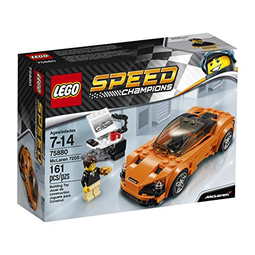 LEGO 75880 Speed Champions McLaren 720S Building Toy