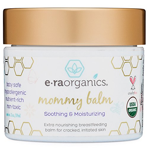 Era Organics Soothing Nipple Cream