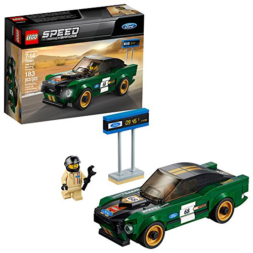 LEGO Speed Champions Ford Mustang GT (75871) Building Kit