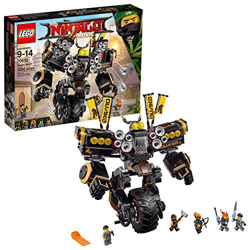 LEGO Ninjago Movie Quake Mech 70632 Building Set
