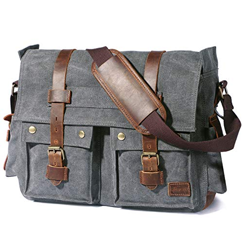 Lifewit Men's Messenger Bag