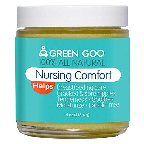 Green Goo Organic Nursing Comfort Cream