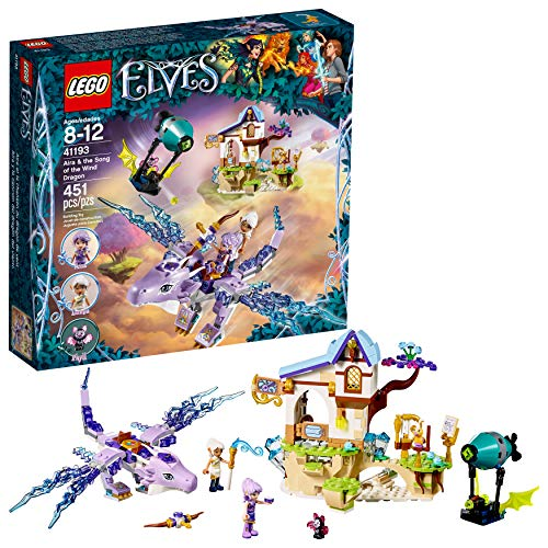 Lego Elves Aira and The Song of The Wind Dragon