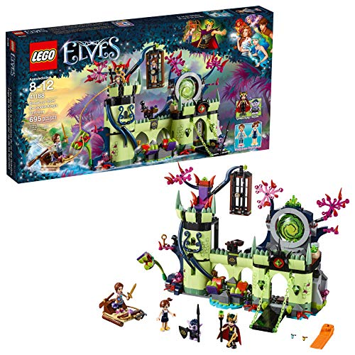 LEGO Elves Breakout from the Goblin King's Fortress