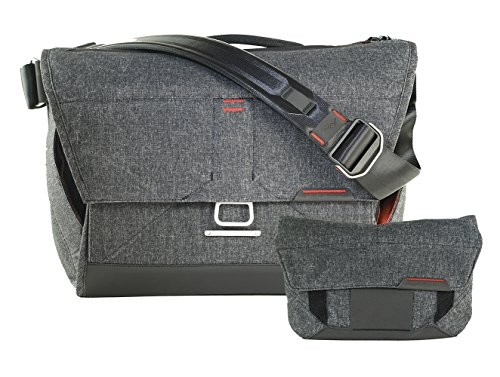 Peak Design Messenger Bag and Field Pouch