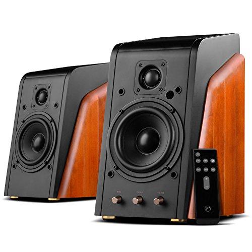 Swans Speakers-M200MKIII+-Powered 2.0BluetoothBookshelf Speaker-HiFiSpeaker
