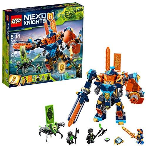 LEGO NEXO KNIGHTS Tech Wizard Showdown 72004 Building Kit