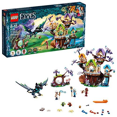 LEGO Elves The Elvenstar Tree Bat Attack
