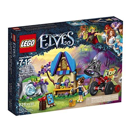 Lego Elves Ragana's Magic Shadow Castle