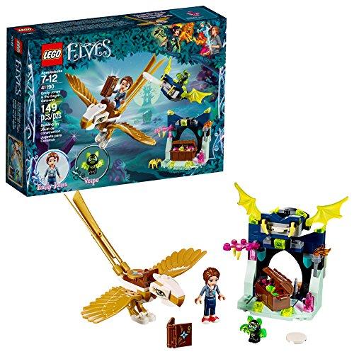 Lego Elves Elves Emily Jones & The Eagle Getaway
