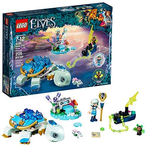 LEGO Elves Naida & The Water Turtle Ambush