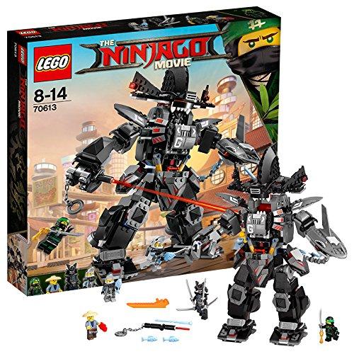 LEGO Ninjago Movie Garma Mecha Man 70613 Building Set