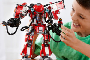 best lego mech sets