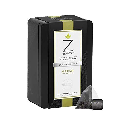 Zealong Premium Organic Green Tea