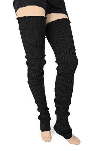 Foot Traffic Cable Knit Leg Warmers
