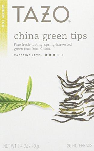 Tazo China Green Tips Green Tea