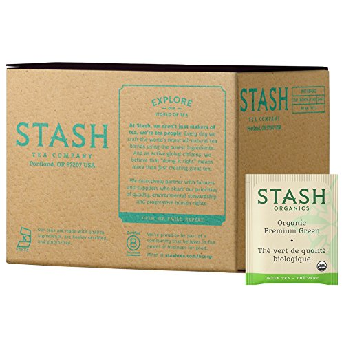 Stash Tea Premium Green Tea