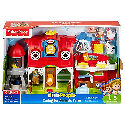 Fisher-Price Little People Sensory Farm