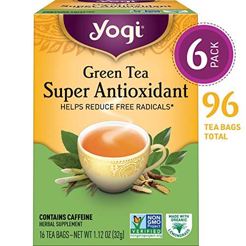 Yogi Tea - Green Tea Super Antioxidant