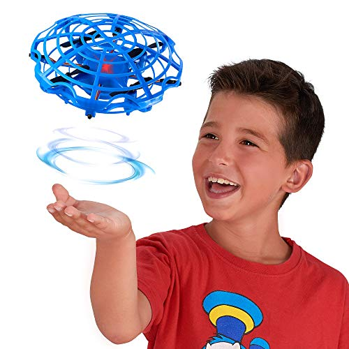 EBUNG Hand Operated Drone Toy
