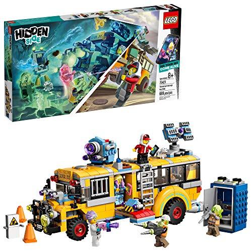 LEGO Hidden Side Paranormal Intercept Bus