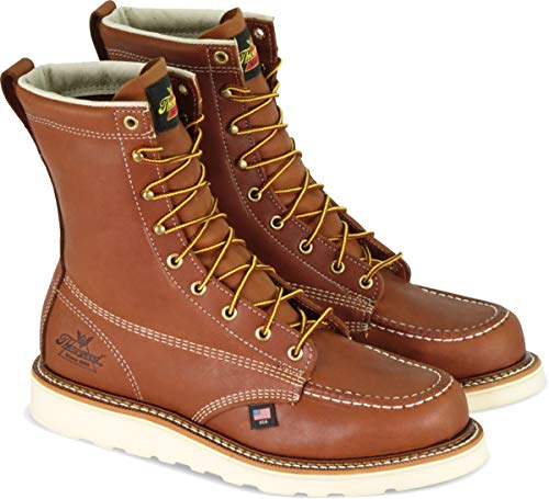 Thorogood Men's American Heritage Safety Toe Boot