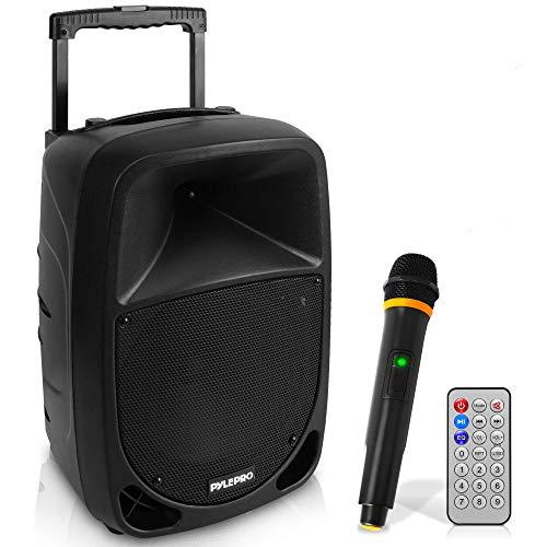 Pyle High-Powered Wireless PA Speaker- 1000 Watt