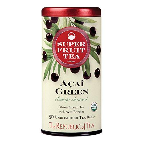 The Republic of Tea Acai Berry Green Tea