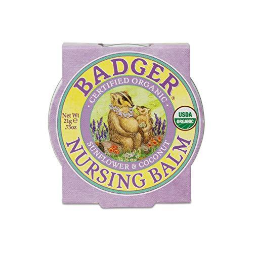 Badger Organic Nursing Balm