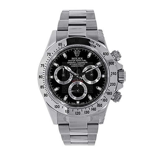 Rolex Oyster Perpetual Cosmograph Daytona Men's Watch